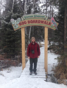 Sax-Zim Bog Judd Brink Guide/Naturalist